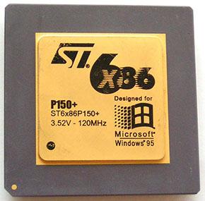 x86 CPU