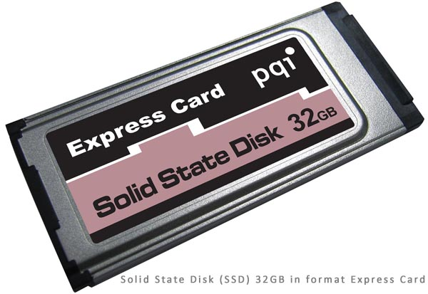 Express Card 32GB